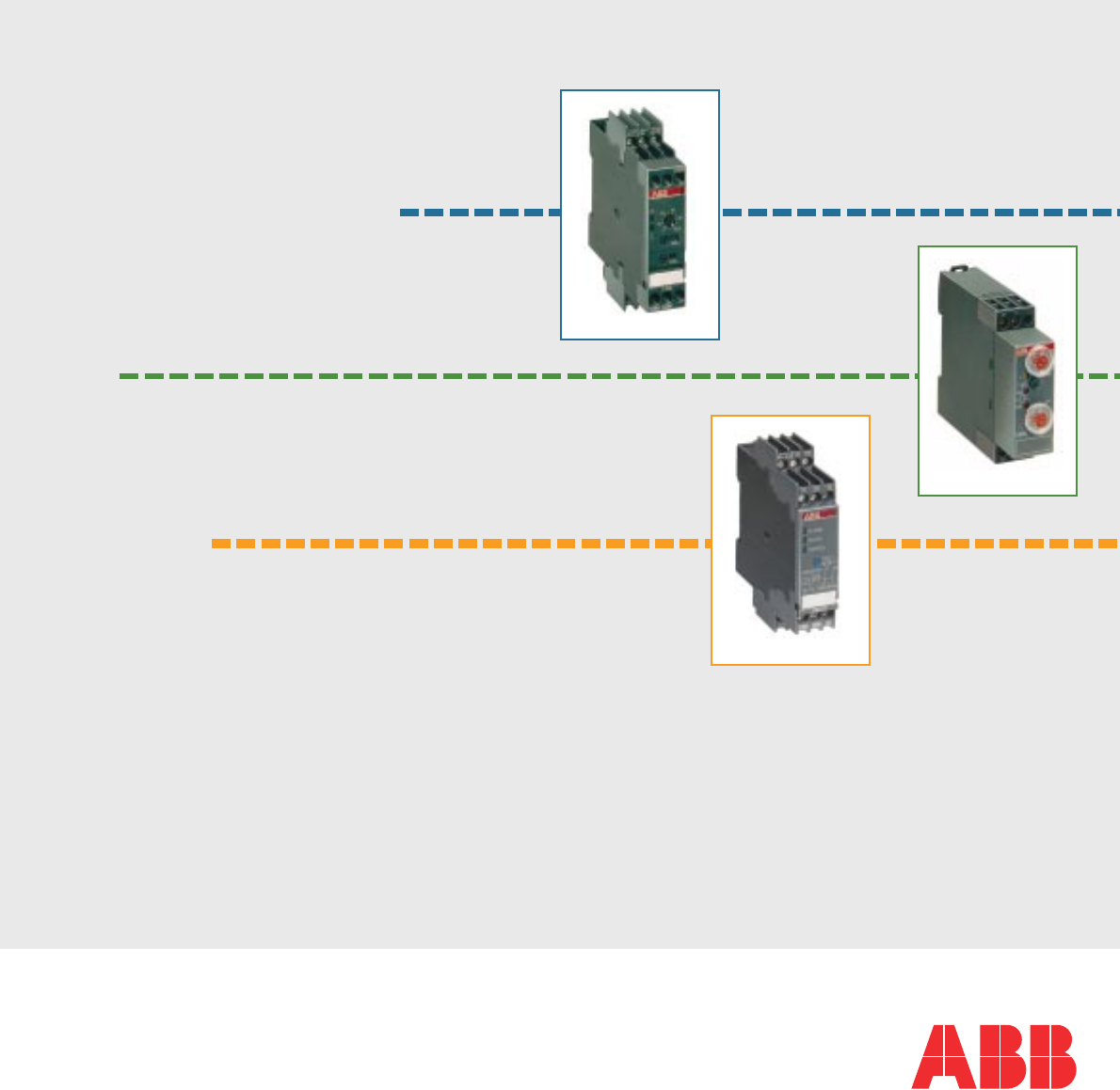 Technical Catalogue Relays Timer Relays Monitoring ? Timer ... on