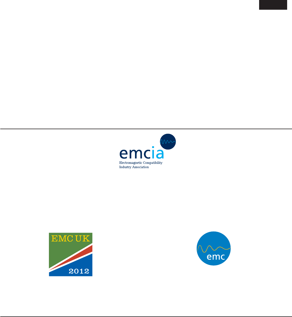 EMC - compliance-club  ? York EMC Services Antenna Design DM Systems