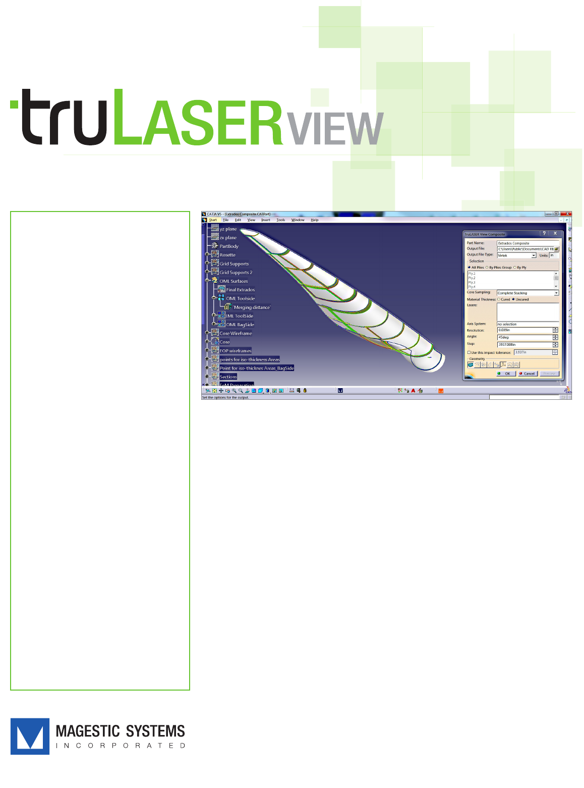 CAA V5 CPD - Design Systems ? TruLASER View CAA V5 CPD is an ...