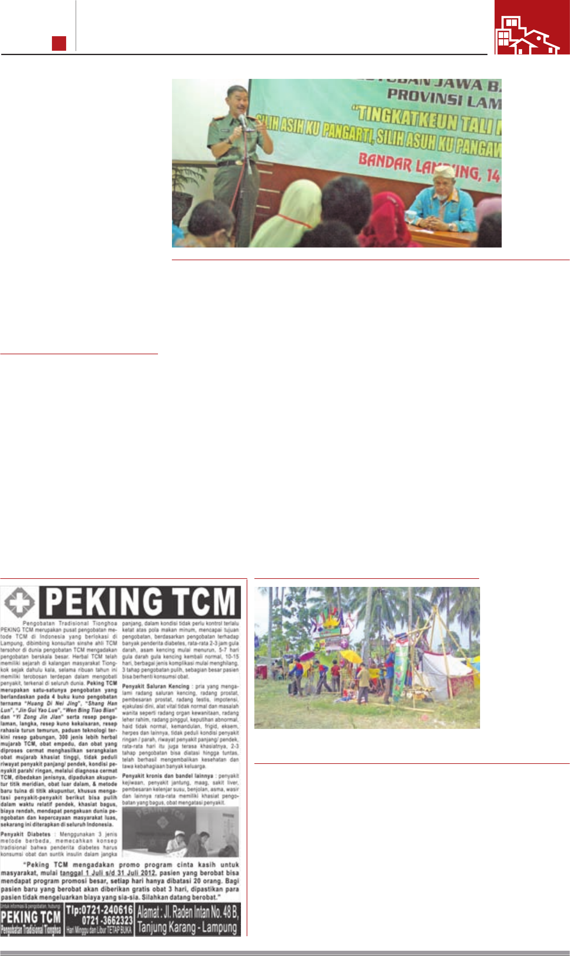 Lampungpost Edisi 15 Juli 2012 [PDF Document]