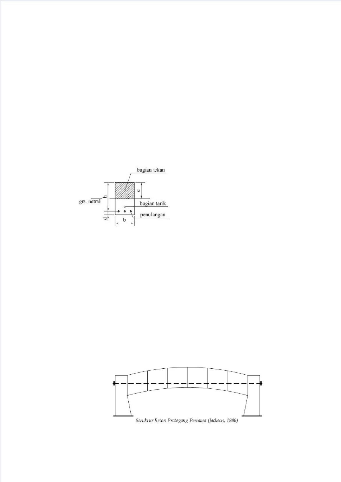 Beton Prategang Prestressed Concrete Pdf Document