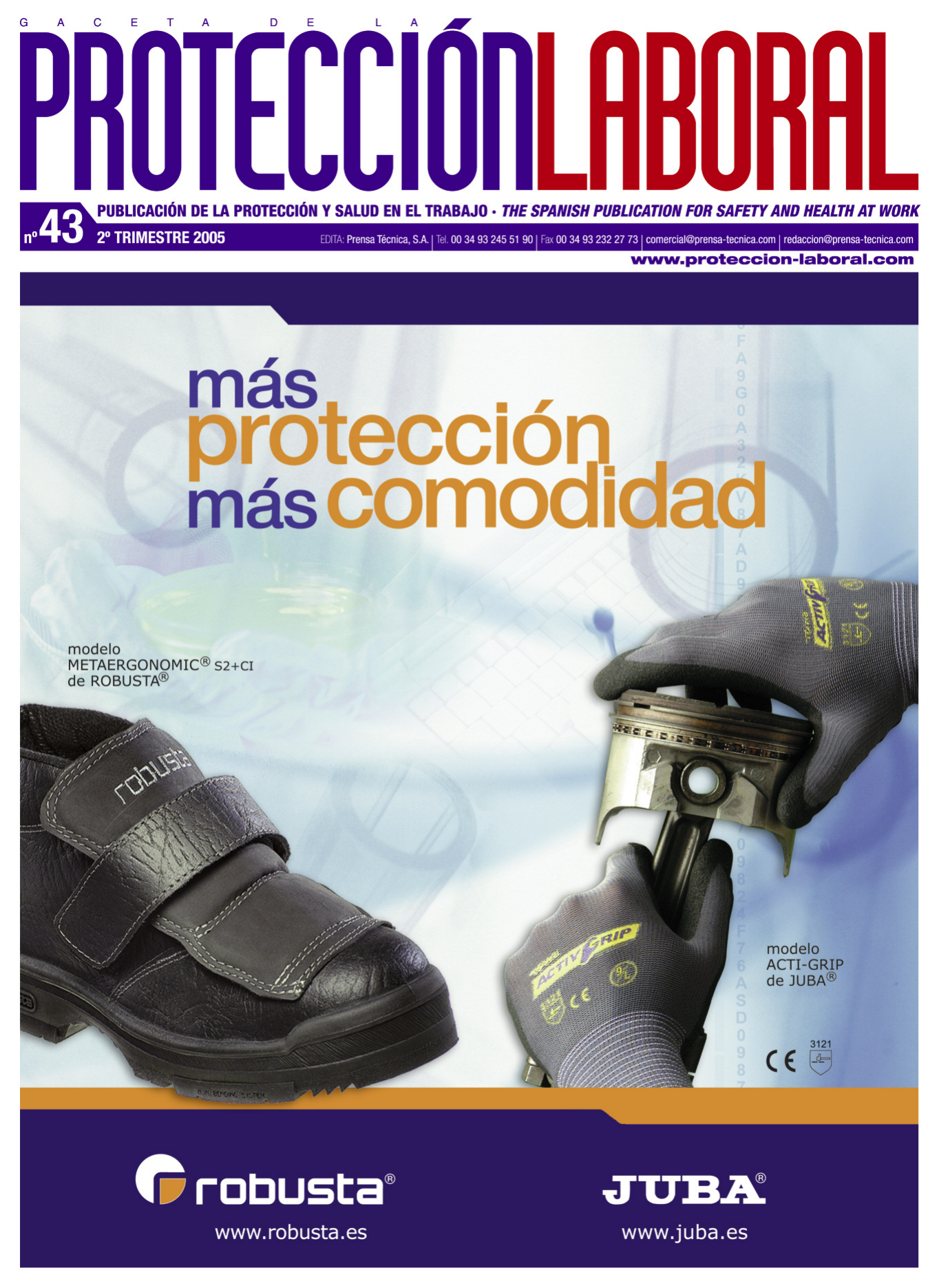 Proteccin Laboral 43 Occupational safety, health and