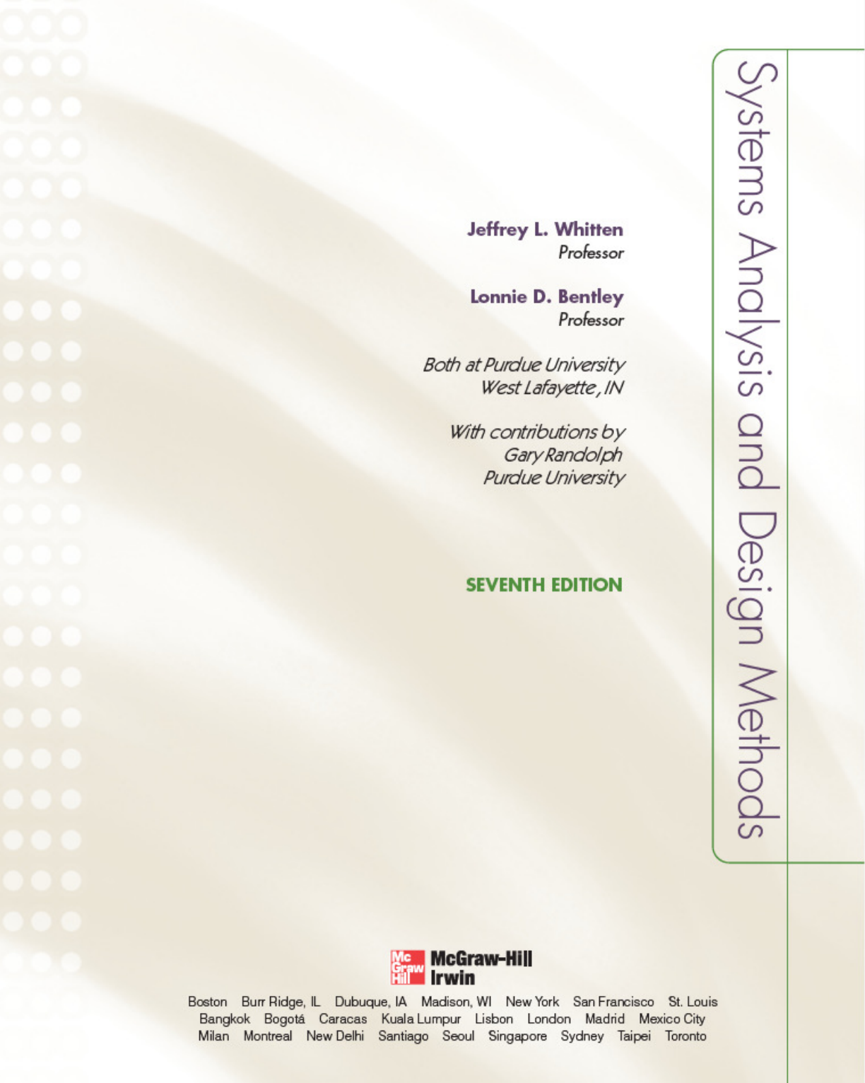 System Analysis And Design Methods 7th Pdf Document