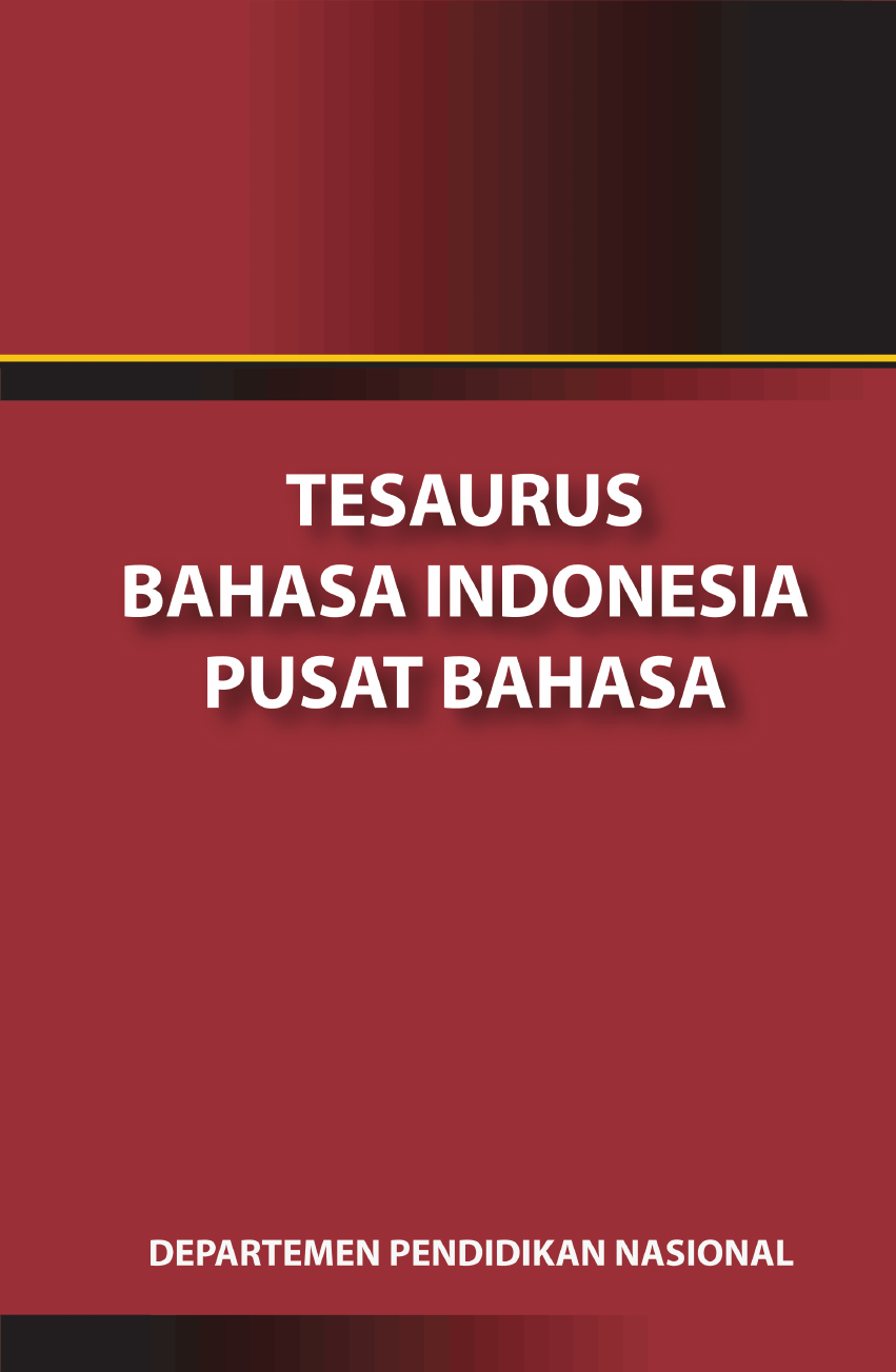Tesaurus Bahasa Indonesia Entri S [PDF Document]