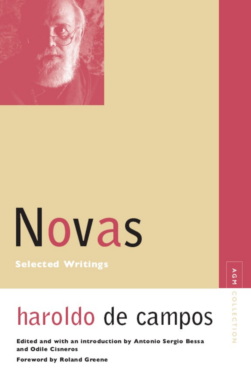 Haroldo De Campos Novas Selected Writings Avan Bookzz Org