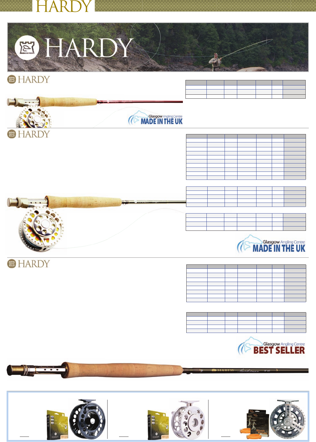 Wychwood Drift XL 4pce Fly Rods £109.99 SPECIAL OFFER