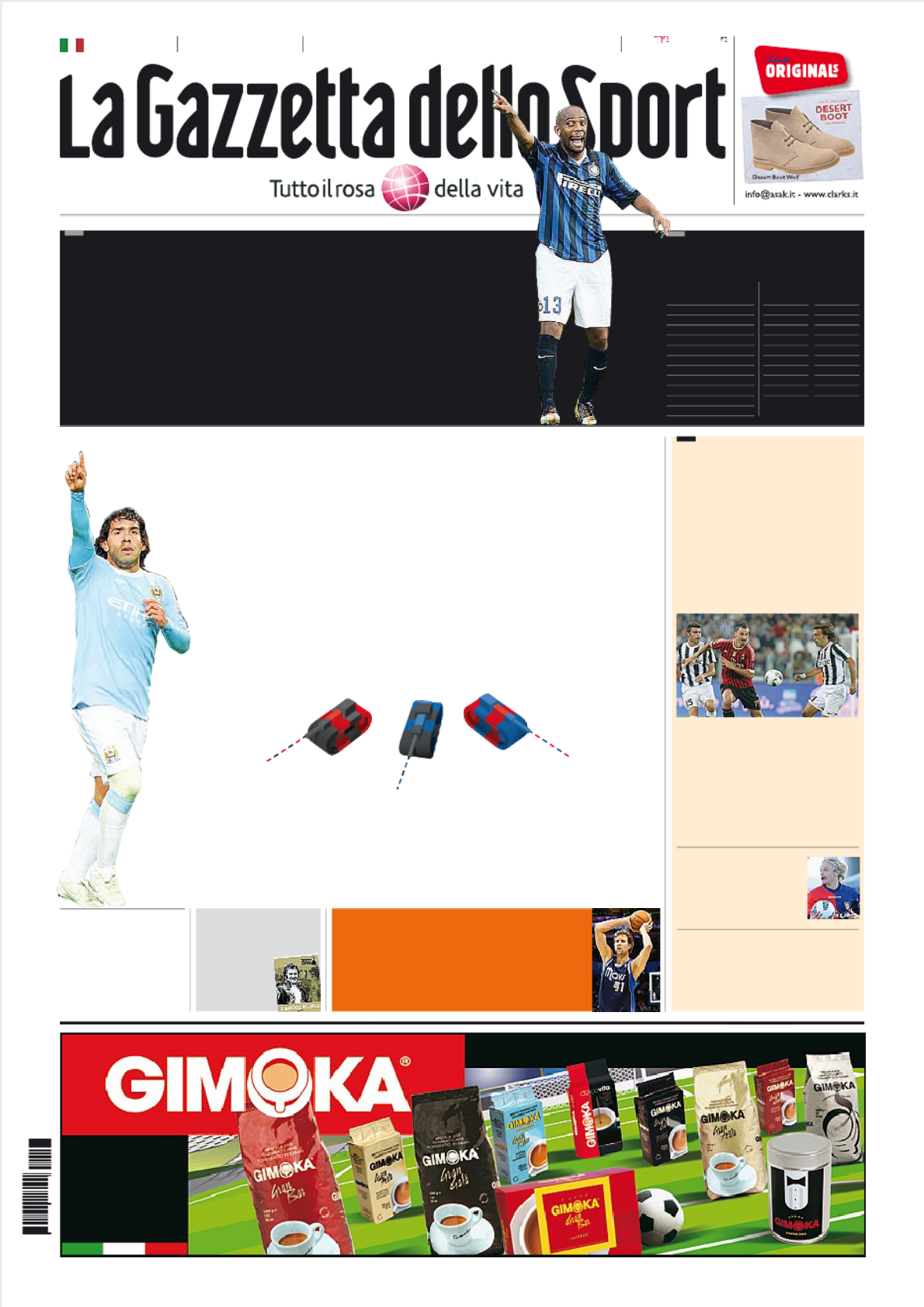 Gazzetta Dello Sport 07 01 2012 Pdf Document