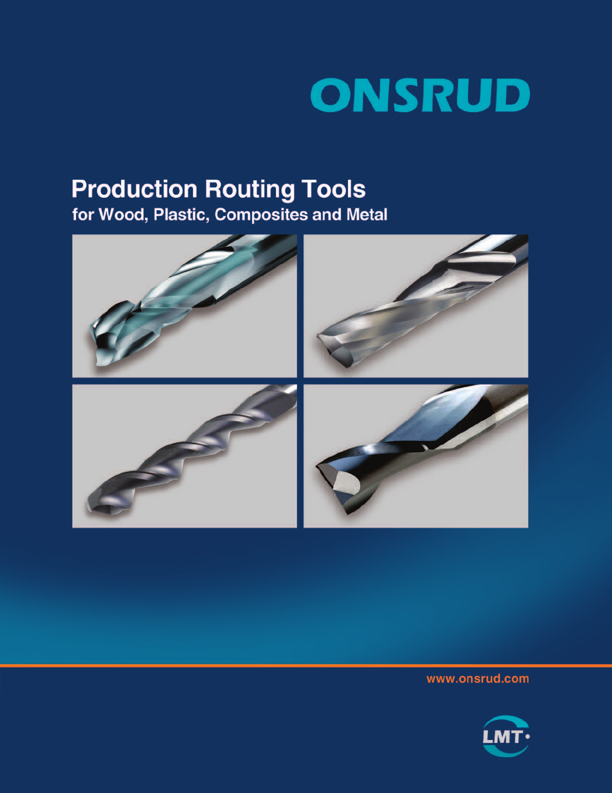 ONSRUD 57-280 Routing End Mill,Downcut,1//4,7//8,2 1//2
