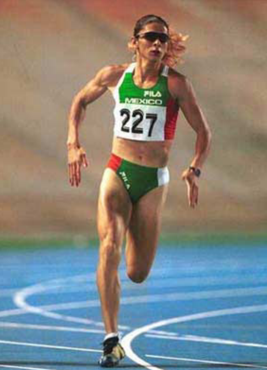 Anabel Alonso Xxx atletismo mexicano 2001 atletismo mexicano 2001