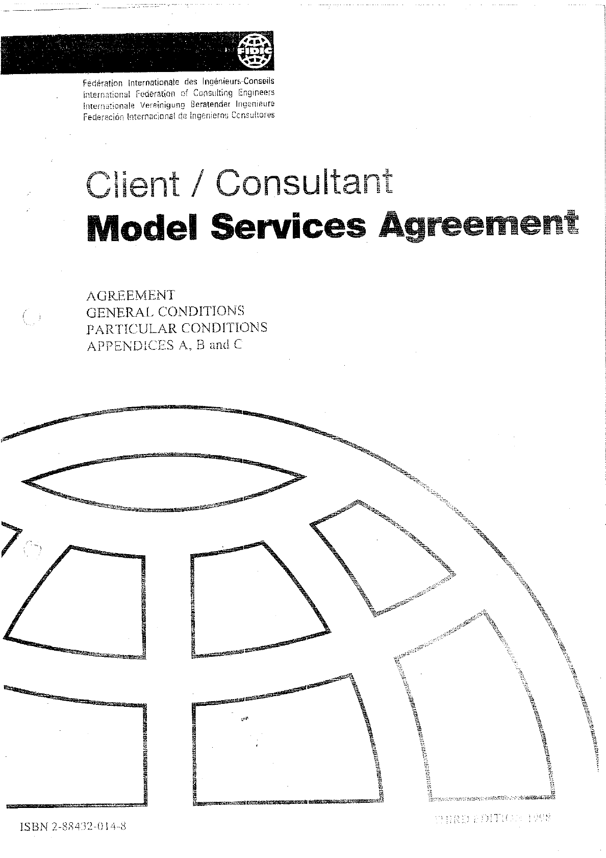 Fidic Client Consultant Model Services Agreement Silver Book Pdf Document