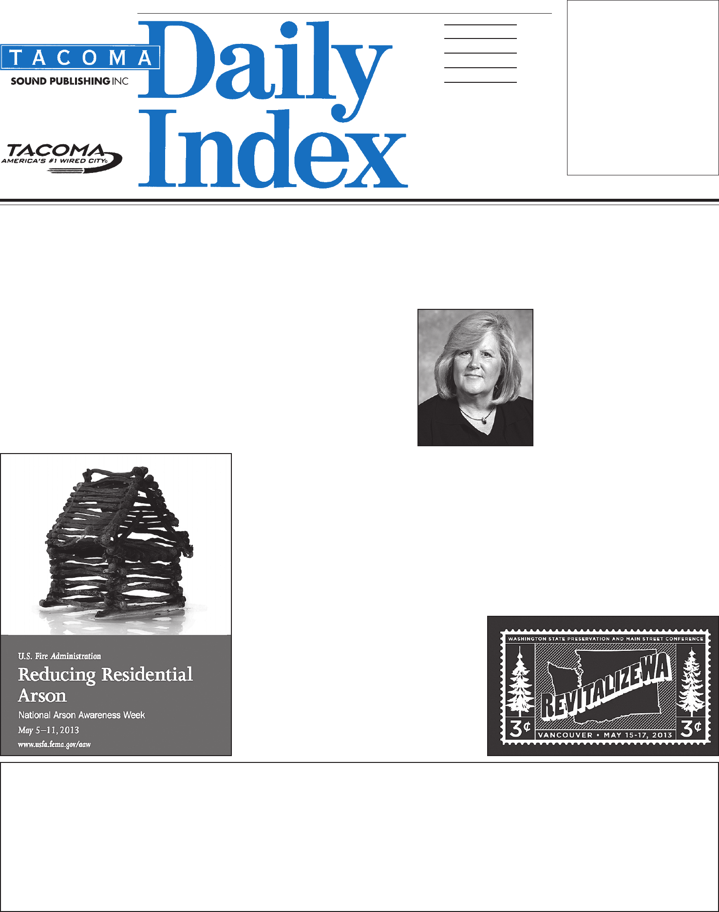 Andrea Garciaxxx tacoma daily index, may 09, 2013 - [pdf document]