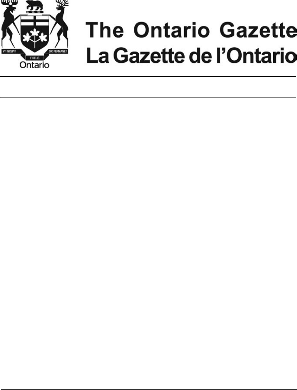 Ontario Highway Transport Board Following Are Applications